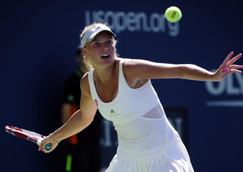 US Open: Serena Williams şi Caroline Wozniacki s-au calificat în turul 3