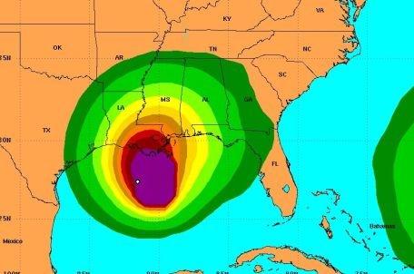 Furtuna tropicală Lee se apropie de Louisiana. Guvernatorul a decretat stare de urgenţă