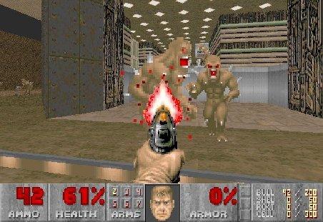 Germania ridică interdicţia de comercializare a jocului Doom după 17 ani