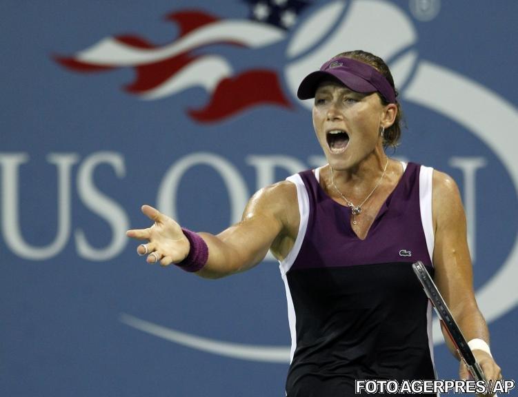 US Open: Samantha Stosur, calificare dramatică în sferturile de finală