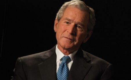 """Interviu cu George Bush despre incidentul de la 11 septembrie: """"Cine naiba a făcut aşa ceva Americii?"""""""