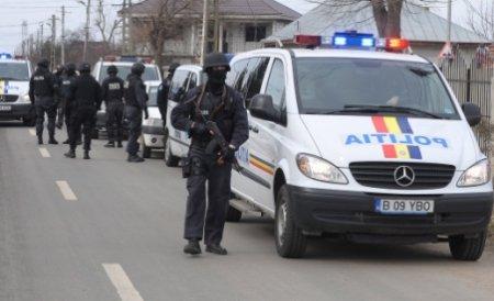 Percheziţii în Ilfov: Persoane suspectate de evaziune fiscală, căutate de poliţişti. Prejudiciul, estimat la două milioane de euro