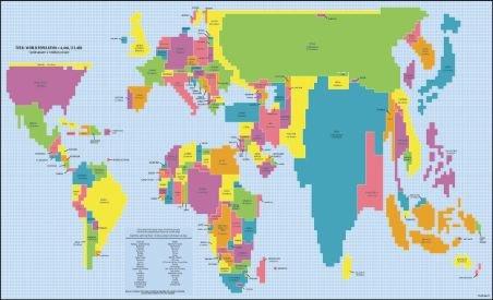 Populaţia lumii va creşte cu 30% până în 2030, iar PIB-ul Chinei îl va depăşi pe cel al SUA. Vezi şi alte predicţii