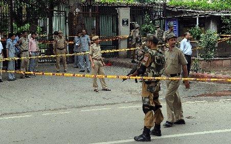 India. 9 morţi şi 40 de răniţi, în urma unei explozii la Înalta Curte din New Delhi