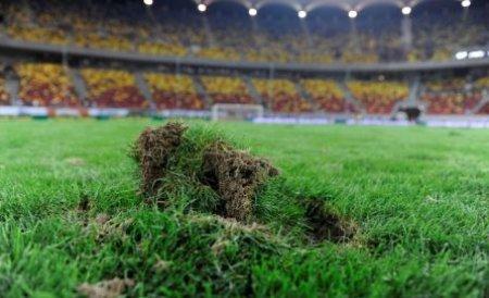 """Marius Stan: """"UEFA a închis Naţional Arena"""". Dragomir: """"Stadionul este deschis"""""""