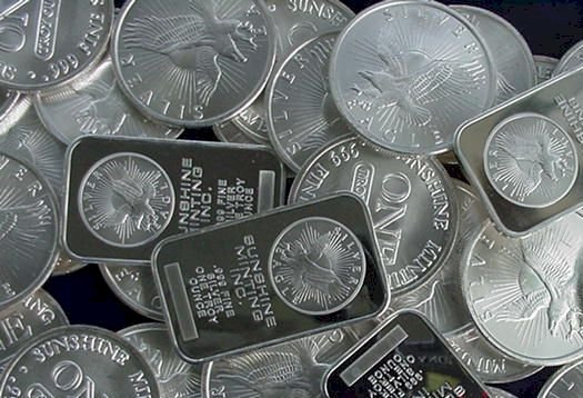 Preţul argintului este în continuă creştere. Vezi ce obiecte se vor scumpi