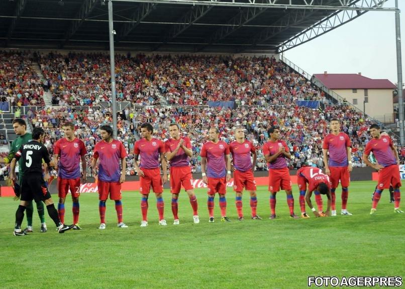 Meciul Steaua - Schalke 04 nu se amână: Se va juca pe 15 septembrie, la Cluj