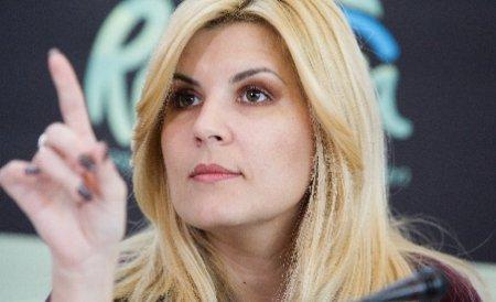 Elena Udrea nu ar fi deranjată să devină premierul sau chiar preşedintele României