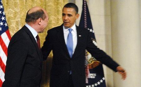 Preşedintele Băsescu va face o vizită în SUA săptămâna viitoare