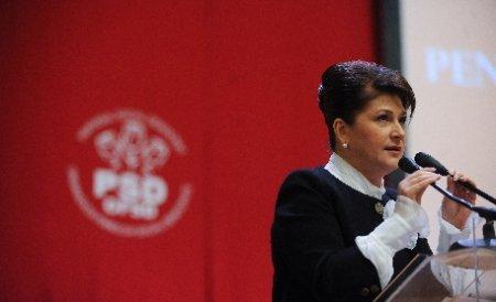 Rovana Plumb: Recomand doamnei Udrea să vorbească despre discriminare cu o profesoară