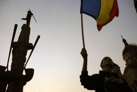 Cincii mii de români marchează 139 de ani de la moartea lui Avram Iancu, la Ţebea