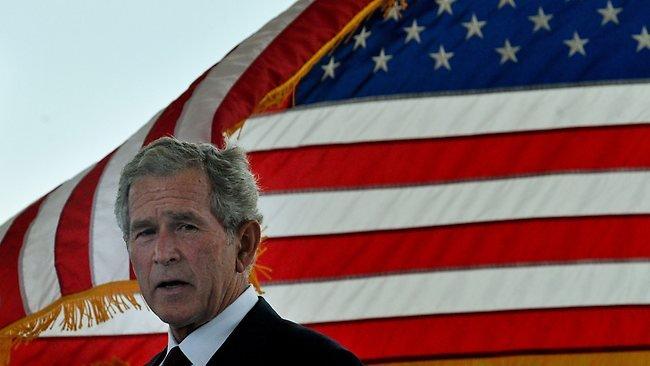 George W. Bush şi Bill Clinton au adus un omagiu victimelor de la 11 septembrie