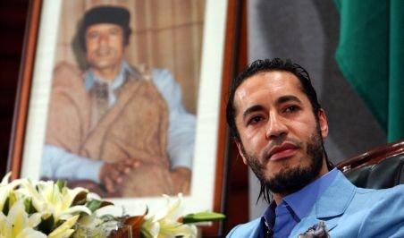 Unul dintre fiii lui Gaddafi a ajuns în Niger