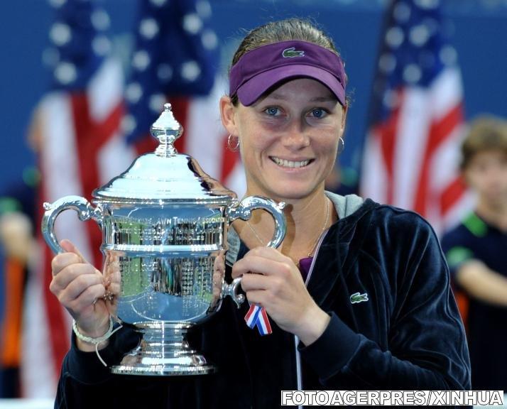 Australianca Samantha Stosur a câştigat finala feminină de la US Open