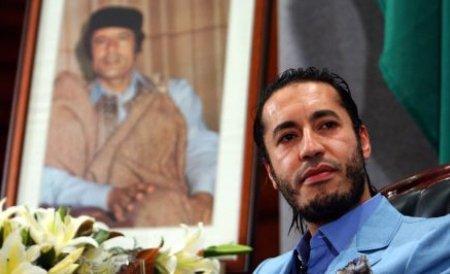 Mai mulţi apropiaţi ai lui Gaddafi şi fiul său, Saadi, interceptaţi în Niger