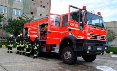 Exerciţii demonstrative în toată ţara, cu ocazia Zilei Pompierilor