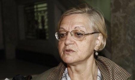 Procurorii anticorupţie cer ca judecătorul Viorica Costiniu să nu mai judece dosarele instrumentate de DNA