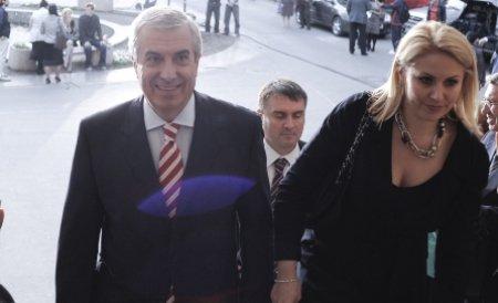 Fiul soţilor Tăriceanu va rămâne în custodia fostului premier
