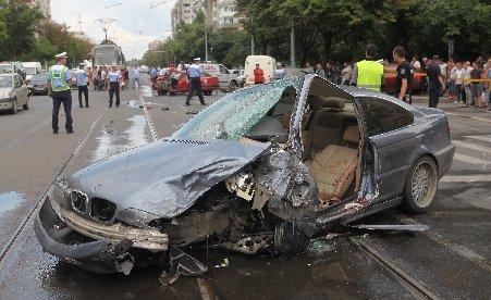 Patru morţi şi 21 de răniţi, în urma accidentelor rutiere din ultimele 24 de ore. Vezi Infotrafic