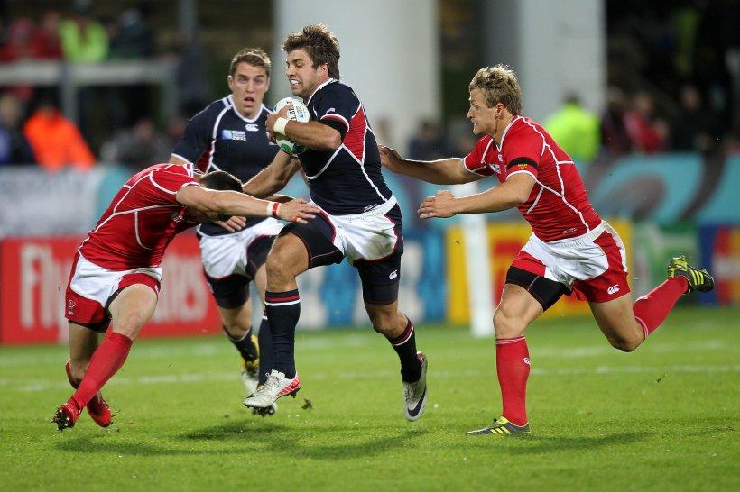 Rusia a debutat cu o înfrângere onorabilă la Cupa Mondială de rugby
