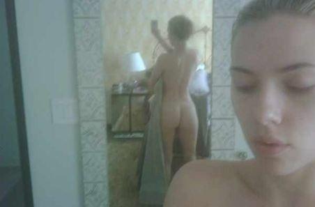 Scarlett Johansson, despre fotografiile nud cu ea: Eu sunt, mi-au fost furate din telefon