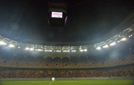 Gazonul de pe Arena Naţională a fost schimbat