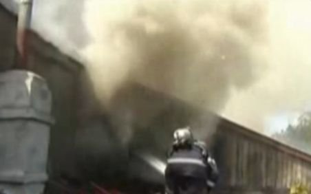 Şapte case din Brăila au ars din temelii, din cauza unui foc nesupravegheat