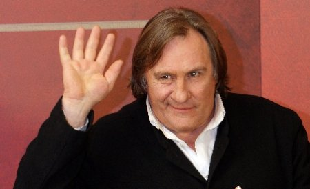 """Gerard Depardieu este în România, pentru a filma pelicula """"Ipu - Condamnat la Viaţă"""""""