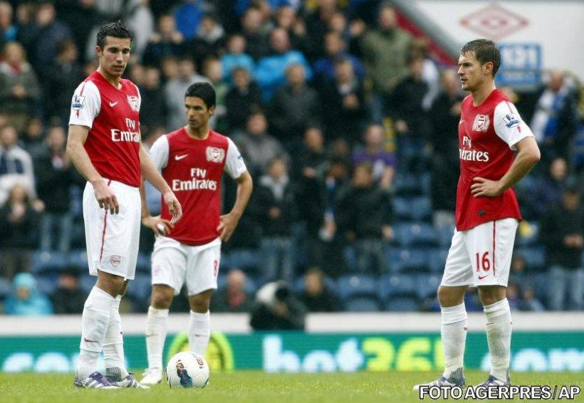 Premier League: O nouă înfrângere pentru Arsenal, 3-4 la Blackburn