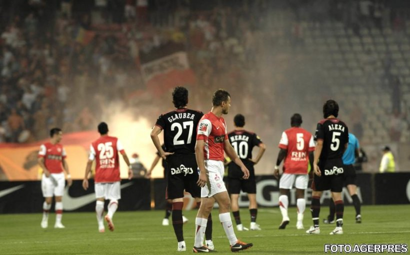 Dinamo - Rapid 0-0, în derbyul etapei a 7-a din Liga I