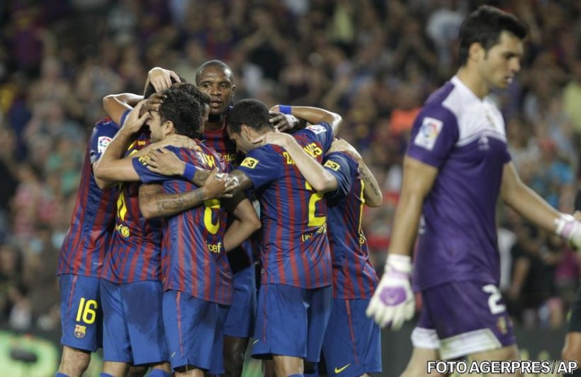 La Liga: Barcelona reuşeşte scorul campionatului, 8-0 cu Osasuna