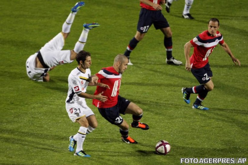 Ligue 1: Lille, doar egal pe teren propriu. Bordeaux pierde dramatic la Toulouse