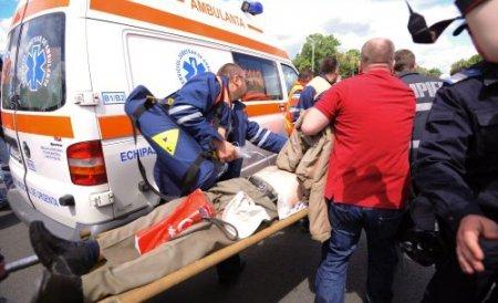 Şoferul unei maşini de pompe funebre a decedat în timp ce transporta un cadavru la capelă
