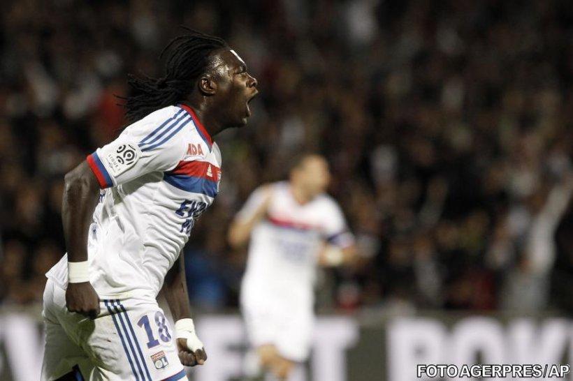 Ligue 1: Lyon o învinge pe Marseille şi urcă pe primul loc