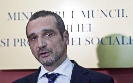 Sebastian Lăzăroiu, la plecarea de la Ministerul Muncii: Nu am nimic să-mi reproşez