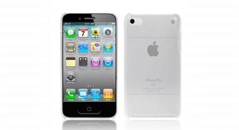 Carcasa unui iPhone 5 apare într-o imagine pe net