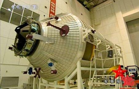 China lansează primul modul din viitoarea ei staţie spaţială la sfârşitul lunii