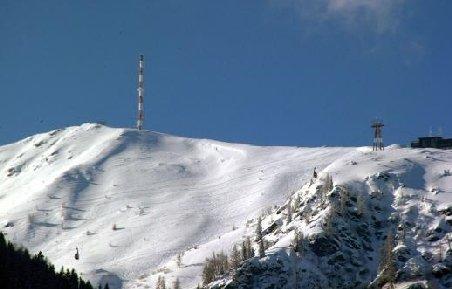 Iarna îşi face deja apariţia. În Austria a căzut primul strat de zăpadă