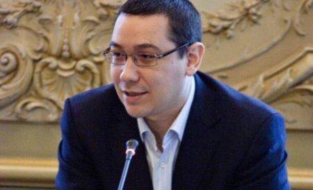 Ponta: Problemele cu PC vor fi rezolvate. Oprescu va fi susţinut de toate partidele din USL