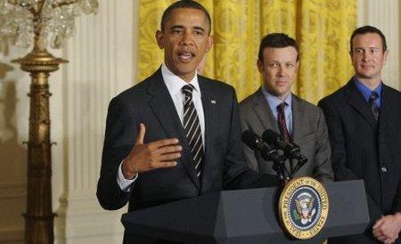 Barack Obama se va întâlni cu Abbas. Statele Unite nu vor un vot ONU cu privire la statul palestinian