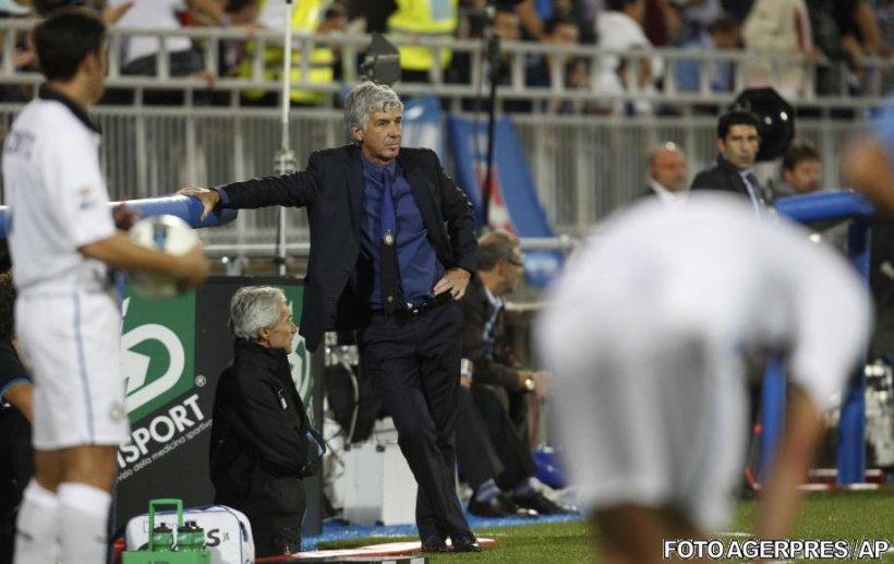 Gian Piero Gasperini a fost demis de la Inter Milano
