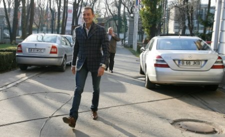 Radu Mazăre a avut un accident auto, în timp ce se îndrepta spre Bucureşti