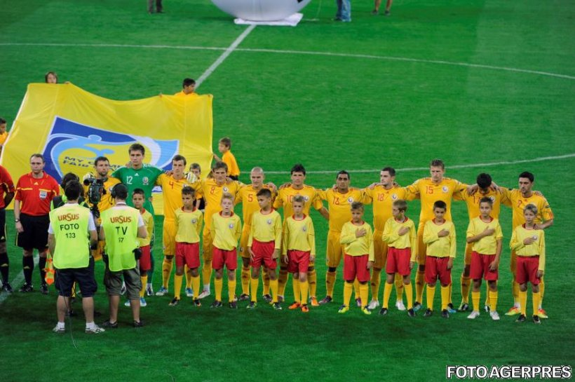 România a urcat cinci poziţii în clasamentul FIFA. Spania a revenit pe primul loc