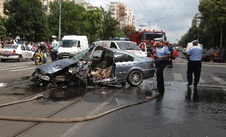 Infotrafic. Un mort şi 14 răniţi grav, în urma celor 15 accidente din ultimele 24 de ore