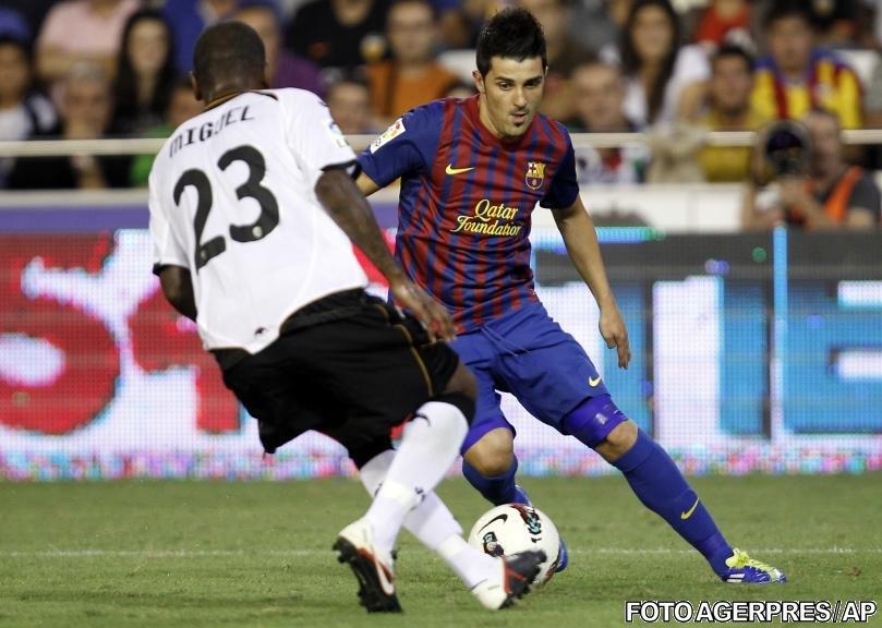 La Liga: Egaluri pentru Barcelona şi Real Madrid. Valencia rămâne lider