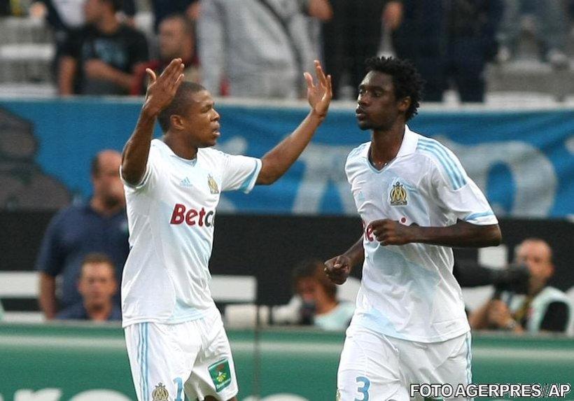 Ligue 1: Prima victorie sezonului pentru Olympique Marseille
