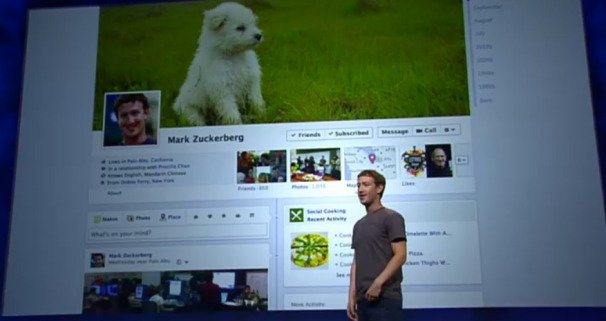 Facebook se schimbă, din nou: Timeline la profilul utilizatorului