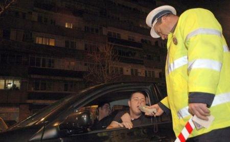 Razie în cluburile şi pe şoselele din Bucureşti