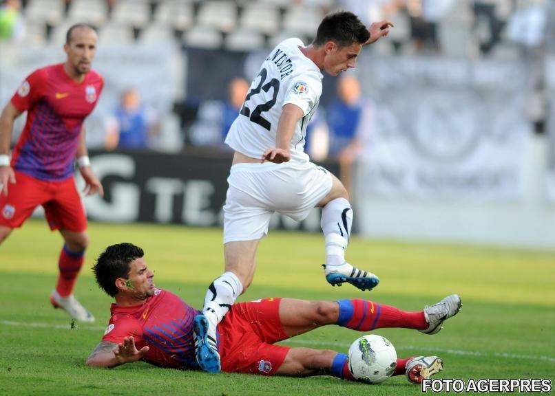 Sportul - Steaua 0-0: Roş-albaştrii nu reuşesc să câştige pe terenul ultimei clasate