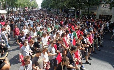 MAE atenţionează turiştii români cu privire la greva transportatorilor din Grecia